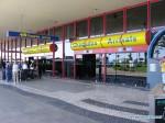 Llegadas de vuelos al Aeropuerto el Faro