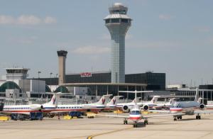 Salidas de vuelos desde el Aeropuerto Internacional Chicago-O'Hare