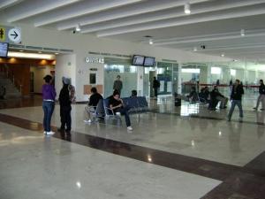 Salidas de vuelos desde el Aeropuerto de Ciudad Juárez
