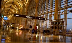 Salidas y llegadas de vuelos del Aeropuerto Ronald-Reagan