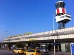 Taxis en el Aeropuerto de Róterdam