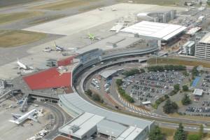 Terminal del Aeropuerto Toulouse-Blagnac