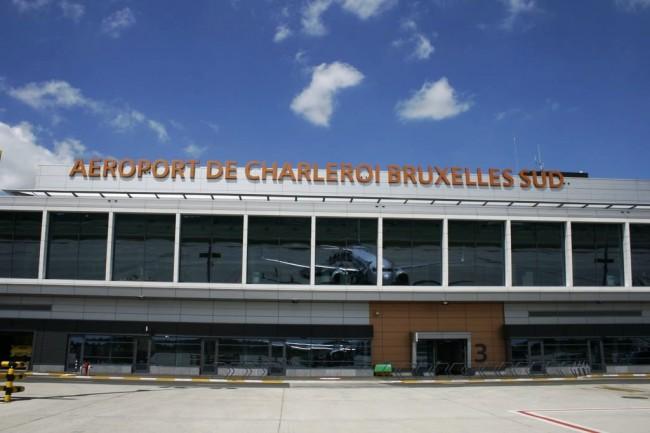 Aeropuerto de Bruselas Sur