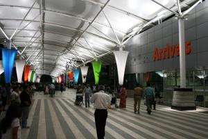 Llegadas de vuelos al Aeropuerto Chhatrapati Shivaji