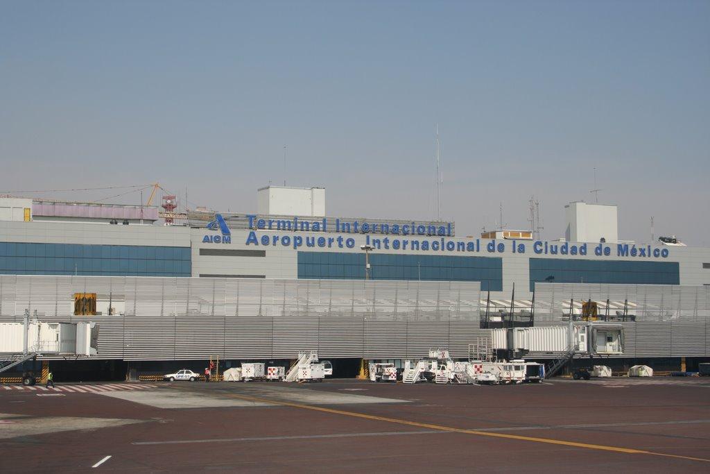 aeropuerto internacional de la ciudad de m xico llegadas