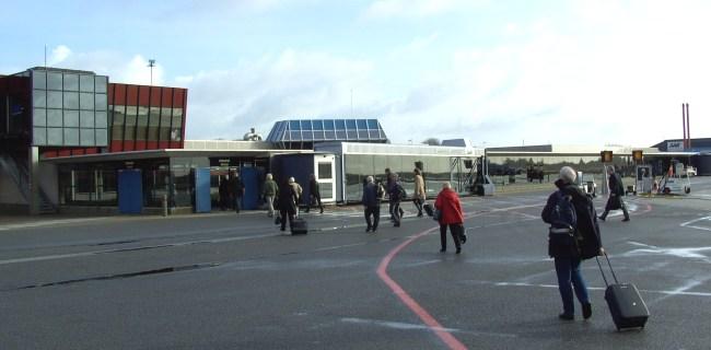 Aeropuerto de Aarhus: Llegadas vuelos