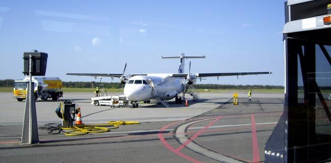 Aeropuerto de Aarhus: Salidas vuelos