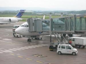 Llegadas de vuelos al Aeropuerto de Basilea