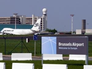 Llegadas de vuelos al Aeropuerto de Bruselas