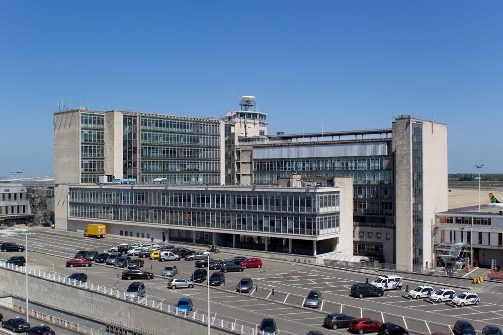 Aeropuerto de bruselas bru aeropuertos net for Interior zaventem