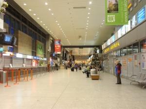 Salidas de vuelos desde el Aeropuerto de Cracovia