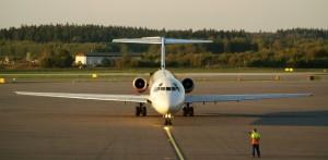 Llegadas de vuelos al Aeropuerto de Estocolmo