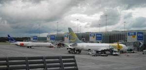 Salidas de vuelos desde el Aeropuerto de Estocolmo