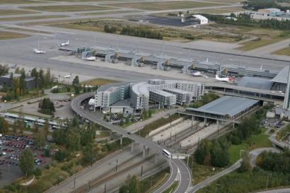 Aeropuerto de Oslo-Gardermoen