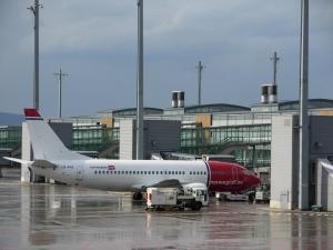 Llegadas de vuelos al Aeropuerto de Gardermoen