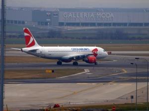 Salidas de vuelos desde el Aeropuerto de Praga