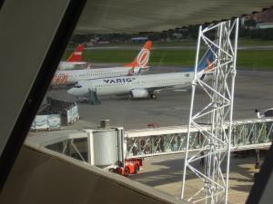 Llegadas de vuelos al Aeropuerto de Recife