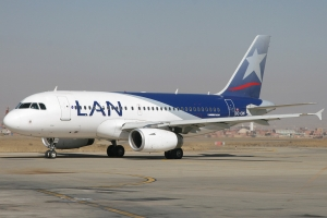 Llegadas de vuelos al Aeropuerto de Trujillo