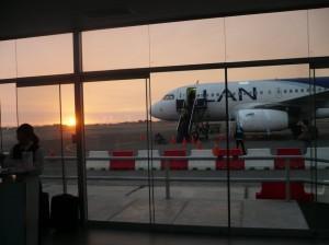 Salidas de vuelos desde el Aeropuerto de Trujillo