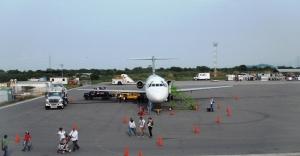 Llegadas de vuelos al Aeropuerto Arturo Michelena