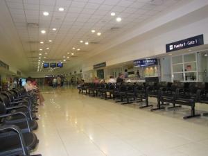 Salidas de vuelos desde el Aeropuerto de Mar del Plata