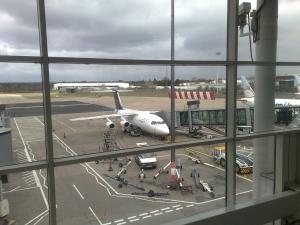 Llegadas de vuelos al Aeropuerto de Birmingham