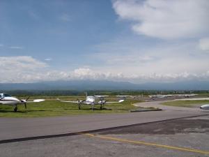 Salidas de vuelos desde el Aeropuerto de Cuernavaca