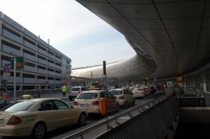 Llegadas de vuelos al Aeropuerto de Düsseldorf