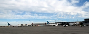 Llegadas de vuelos al Aeropuerto de Edmonton