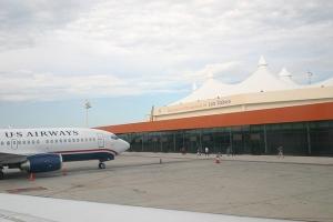 Llegadas de vuelos al Aeropuerto de Los Cabos