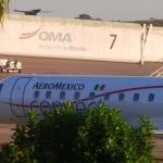 Aeropuerto Internacional General Rafael Buelna: Llegadas de vuelos