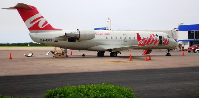 Salidas de vuelos del Aeropuerto de Mazatlan