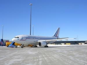 Llegadas de vuelos desde el Aeropuerto de Mirabel