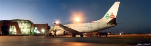 Llegadas de vuelos al Aeropuerto de Puebla