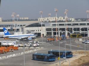 Llegadas de vuelos al Aeropuerto de Tel Aviv