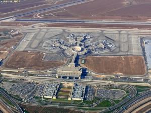 Salidas de vuelos desde el Aeropuerto de Tel Aviv
