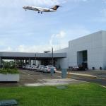 Aeropuerto Internacional General Heriberto Jara: Salidas de vuelos