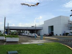 Salidas de vuelos desde el Aeropuerto de Veracruz