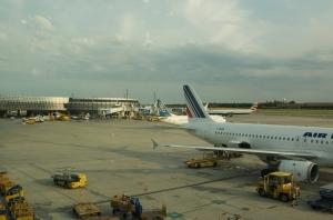 Llegadas de vuelos al Aeropuerto de Viena