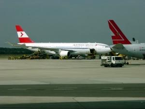Salidas de vuelos desde el Aeropuerto de Viena