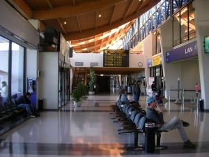 Salidas de vuelos desde el Aeropuerto El Tepual