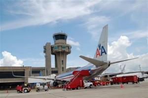 Llegadas de vuelos al Aeropuerto de Barranquilla