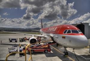 Salidas de vuelos desde el Aeropuerto de Barranquilla