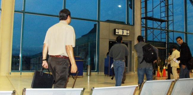 Aeropuerto Internacional General José Antonio Anzoátegui: Llegadas vuelos