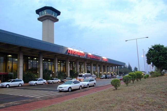 """Aeropuerto Internacional Guaraní. """""""