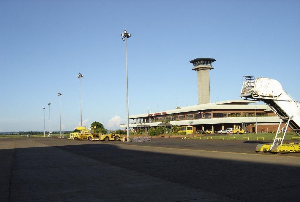 Aeropuerto Internacional Guaraní: Salidas de vuelos