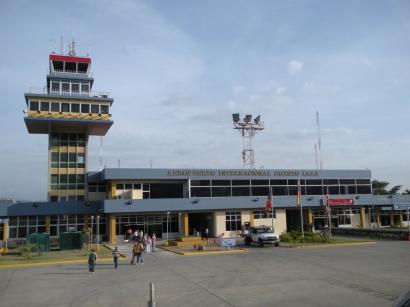 Aeropuerto Jacinto Lara