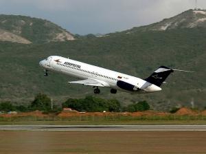 Salidas de vuelos desde el Aeropuerto Jacinto Lara
