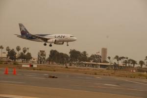 Llegadas de vuelos al Aeropuerto de Chiclayo