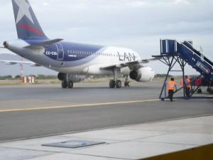 Salidas de vuelos desde el Aeropuerto de Chiclayo